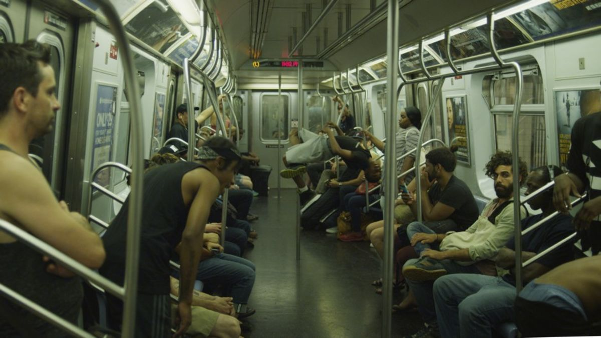 The Hopes and Fears of New York City's Subway Dancers