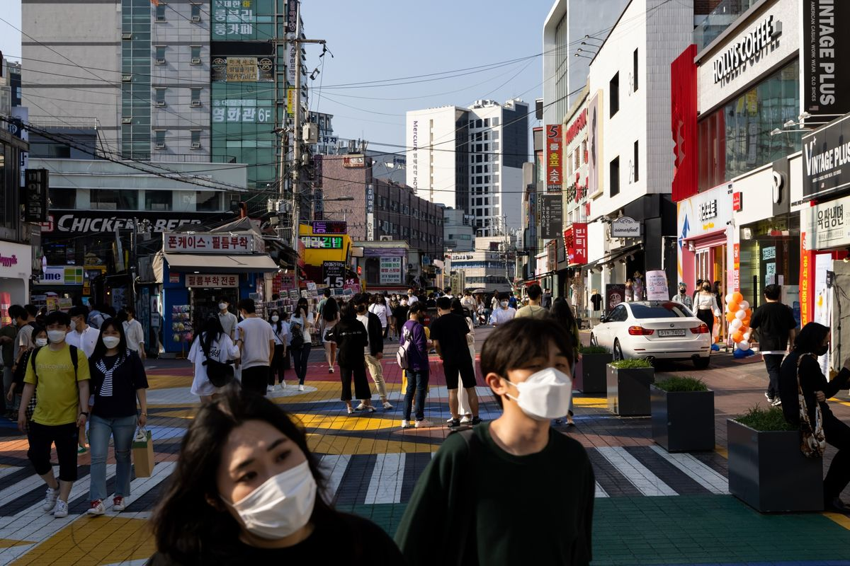 Korea Inflation Hits Highest Since 2012 As Economy Recovers