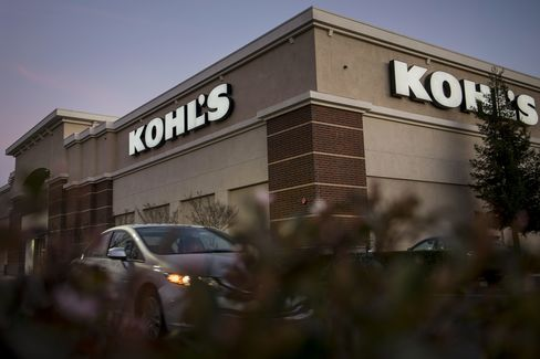 Operations Inside a Kohl's Store Ahead Of Earnings Figures