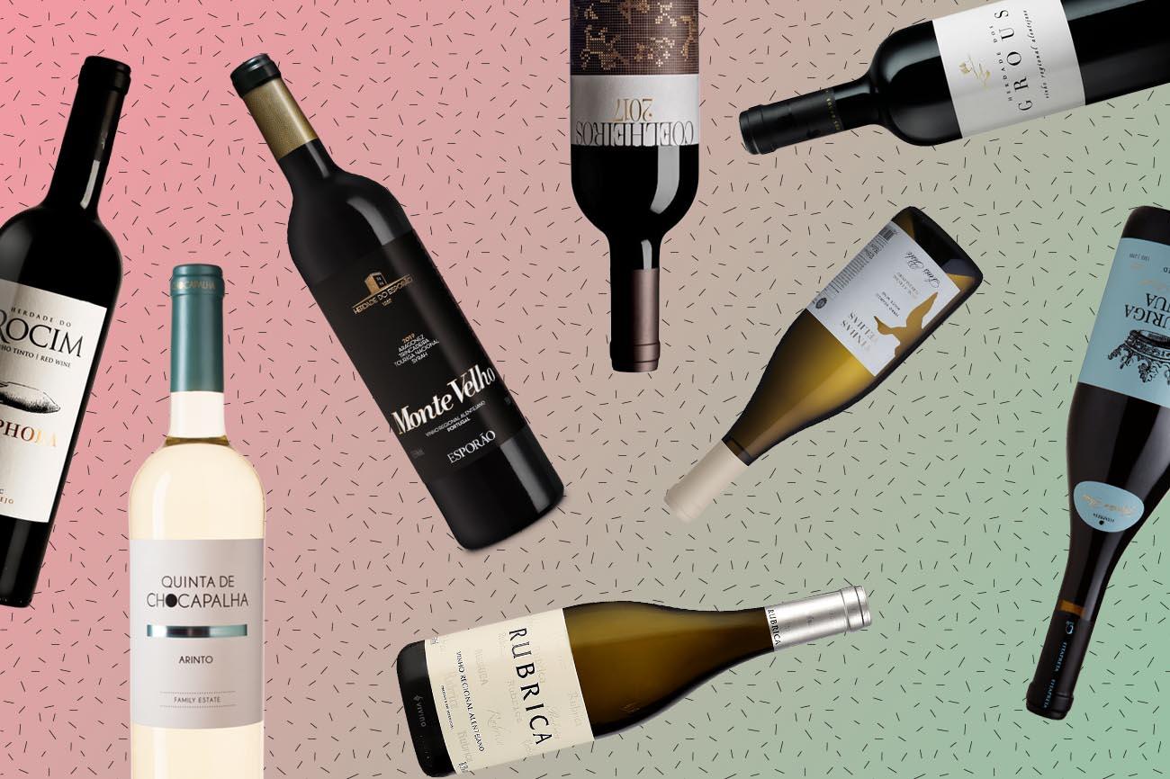 O vinho está associado a garrafas de vinho com menos de 25 anos, que custam o dobro