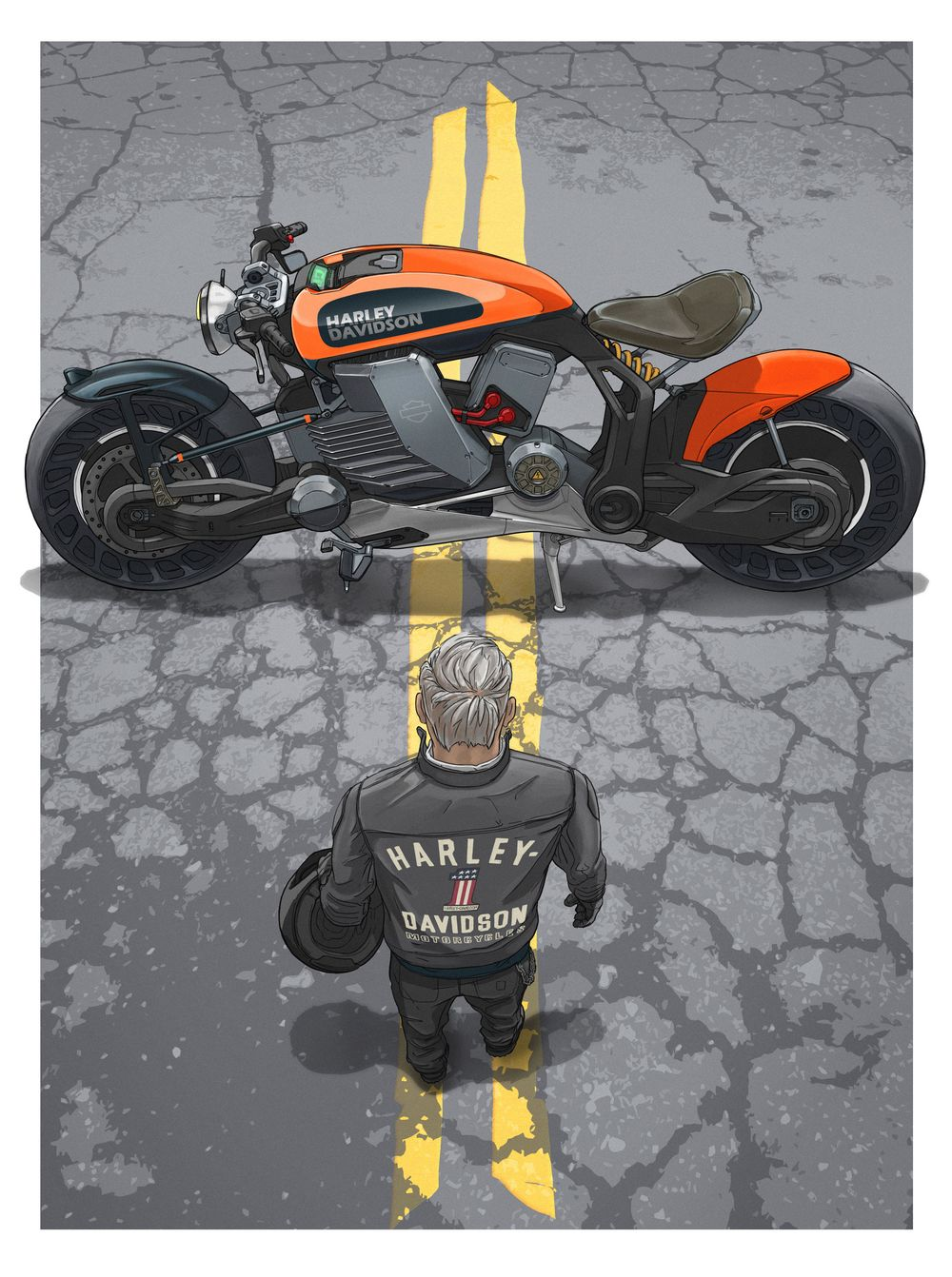 Harley-Davidson Needs a New Generation of Riders - Bloomberg on