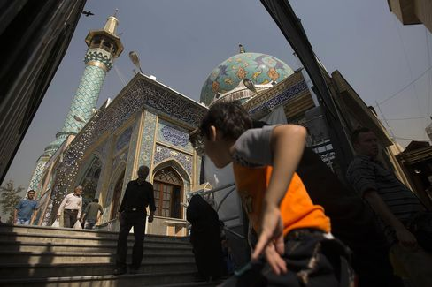 Daily Life In The Capital As Iran Expects Its Economic Growth To Accelerate