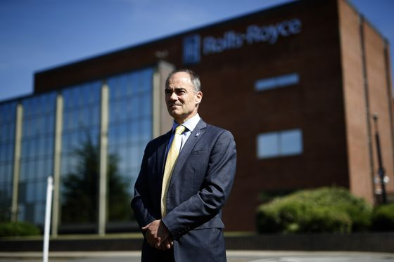 Rolls-Royce Pads Coffers With $2.5 Billion Loan