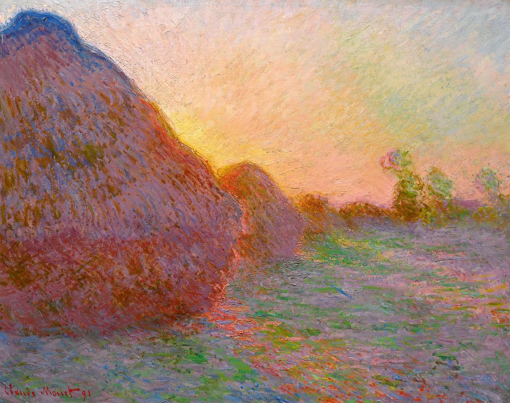 Monet Landscape Breaks Record Selling for $110.7 Million
