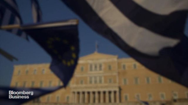 Greece Seeks $59.2 Billion Bailout as Tsipras Bows to Demands