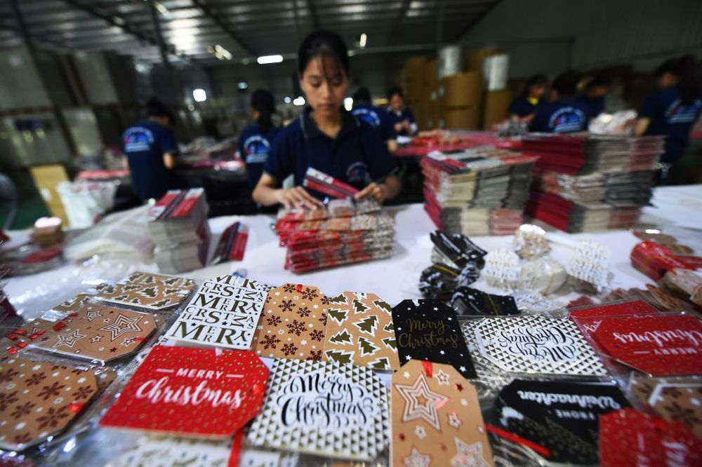 The U.S. should be encouraging shifting supply chains to countries like Vietnam.