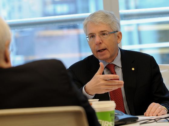 Sun Life CEO Says 296% Return Validates Course He Chose in 2011
