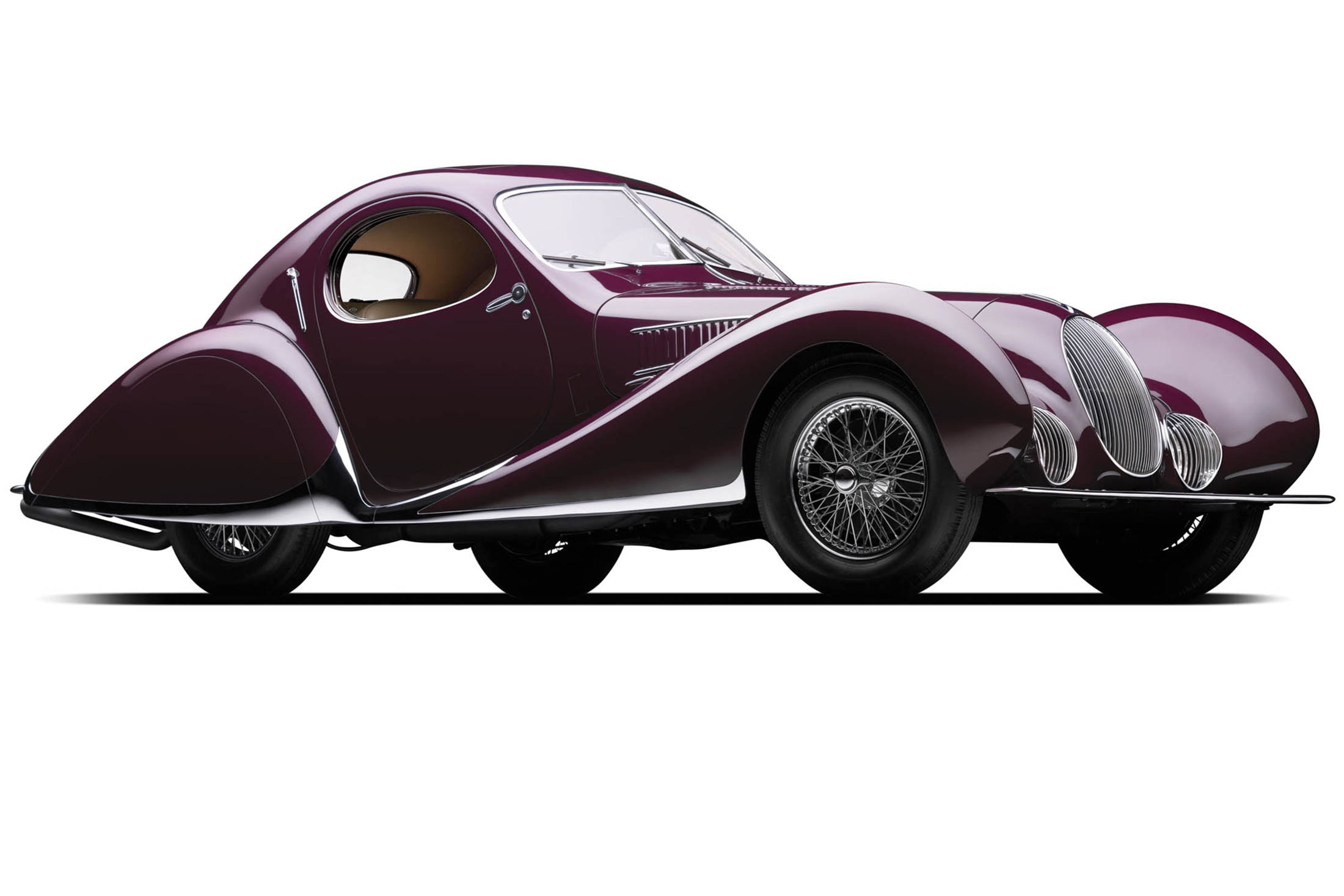 The Winner  |  1937 Talbot-Lago