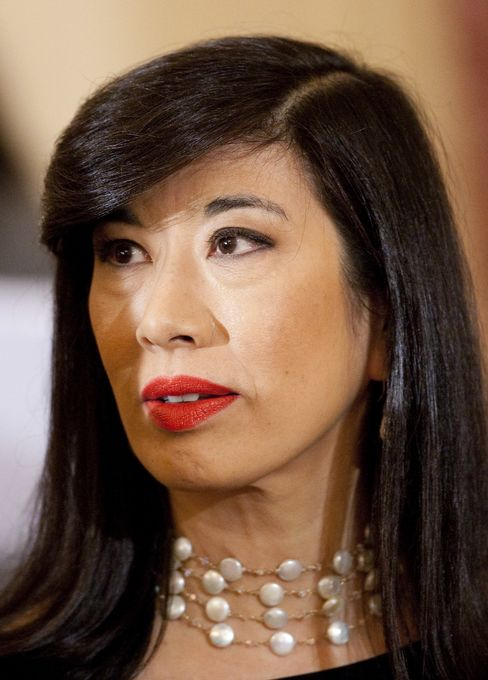 Former Avon Products Inc. Chief Executive Officer Andrea Jung