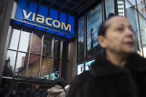 The Viacom Inc. Headquarters Ahead of Earnings Figures