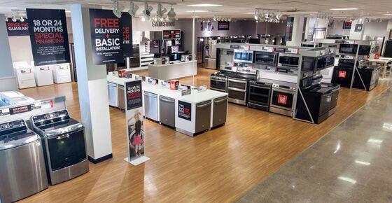 J.C. Penney Shifts Away From Appliances in Strategic Overhaul
