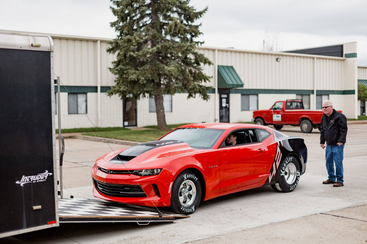The COPO Camaro, GM's Most Exclusive Car, Is the Stuff of Hot-Rod ...