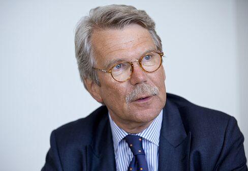 Nordea Chairman Bjoern Wahlroos