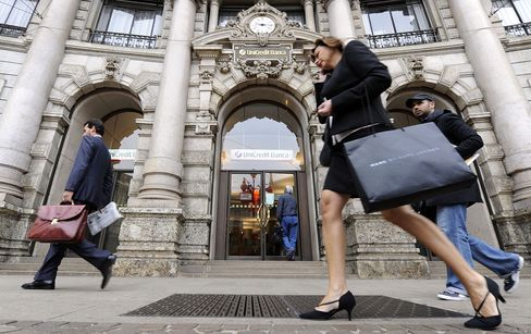 Italy Orders Short Sellers to Reveal Positions