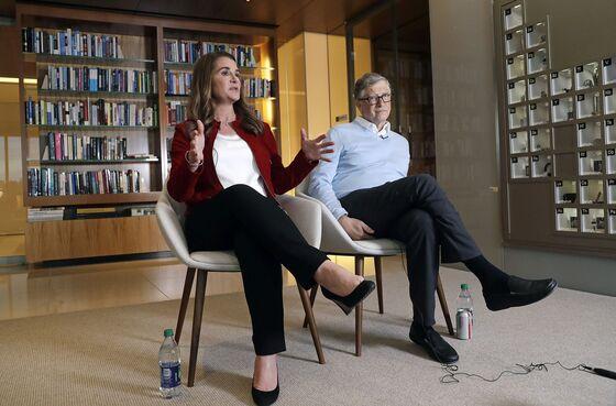Gates Divorce Speeds Divergence of Separate Investing Goals