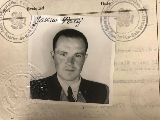 U.S. Deports Suspected Nazi Camp Guard, 95, to Germany