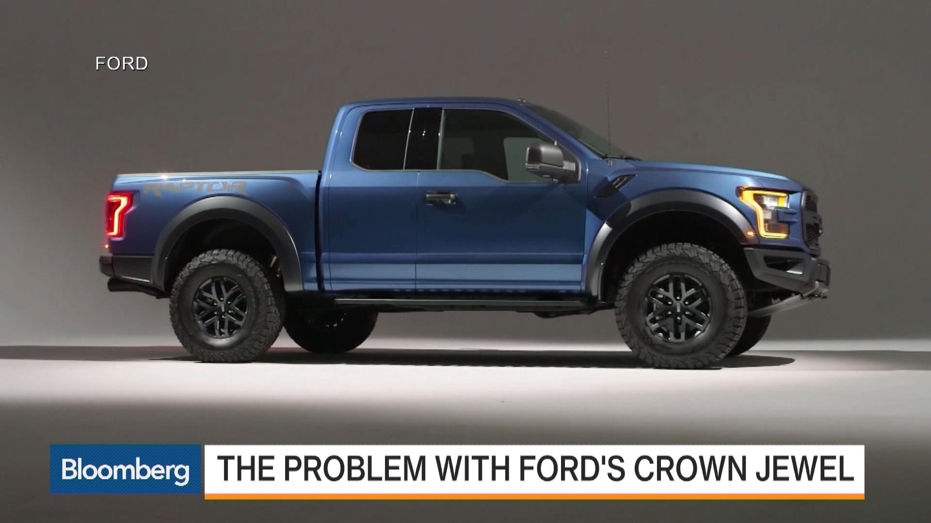 f 150 problem what 39 s wrong with ford 39 s crown jewel bloomberg. Black Bedroom Furniture Sets. Home Design Ideas