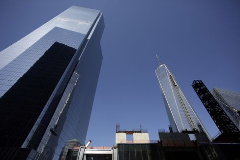 World Trade Centers in New York