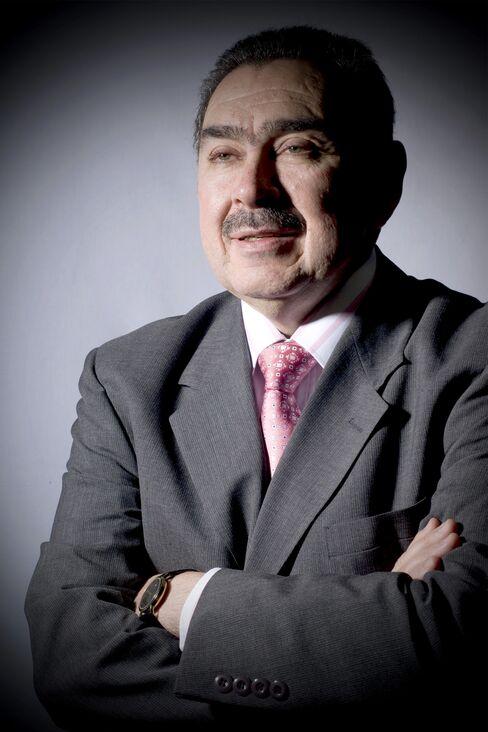 Ecopetrol SA CEO Javier Gutierrez