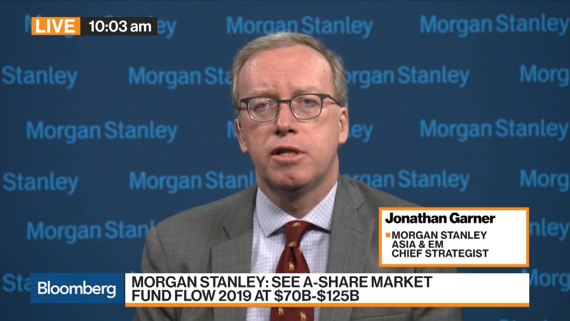 We Remain Bullish on China, Says Morgan Stanley's Garner