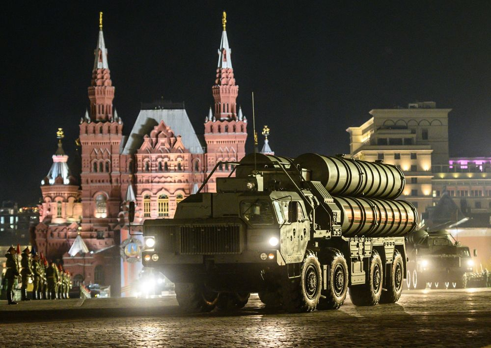 Trump Weighs New Sanctions on Turkey Over Buying Russia's S-400