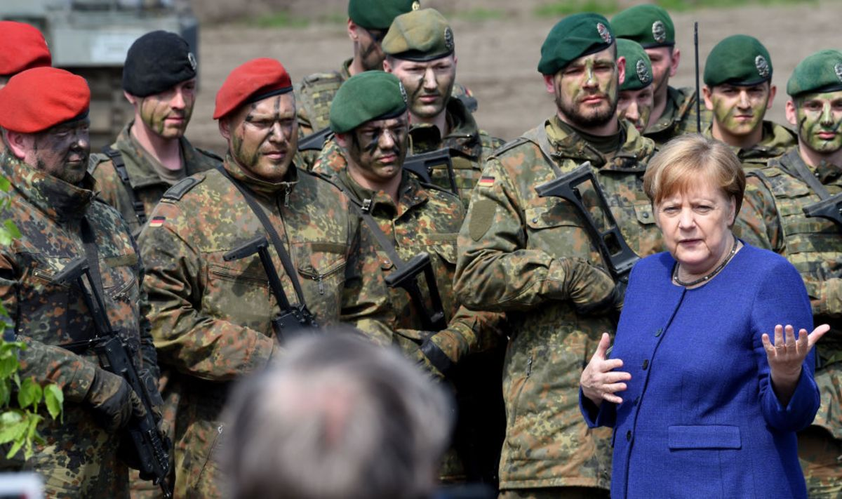 Germany Needs a Bigger, Stronger Army