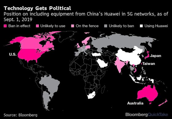 How Huawei Became a Target for Governments