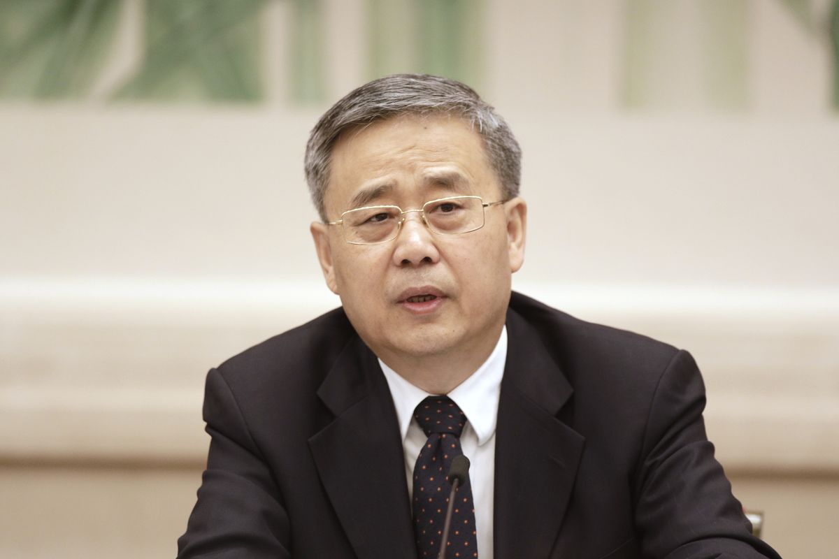 China's $40 Trillion Man Has the Toughest Job in Global Finance