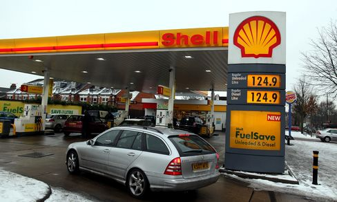 Shell First-Quarter Profit Increases on Higher Oil Prices