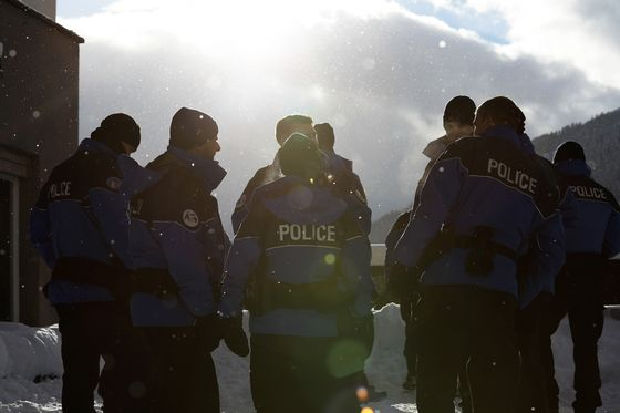 Davos Votes on WEF Police Bill With Some Saying They're Fed Up