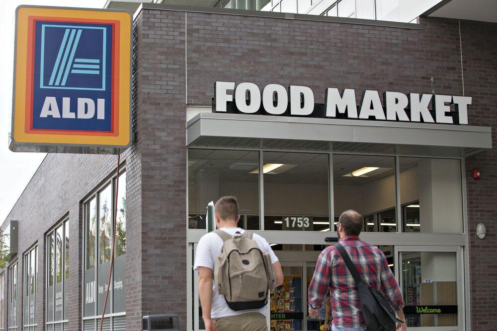 Aldi Gaining Ground in Grocery War - Bloomberg