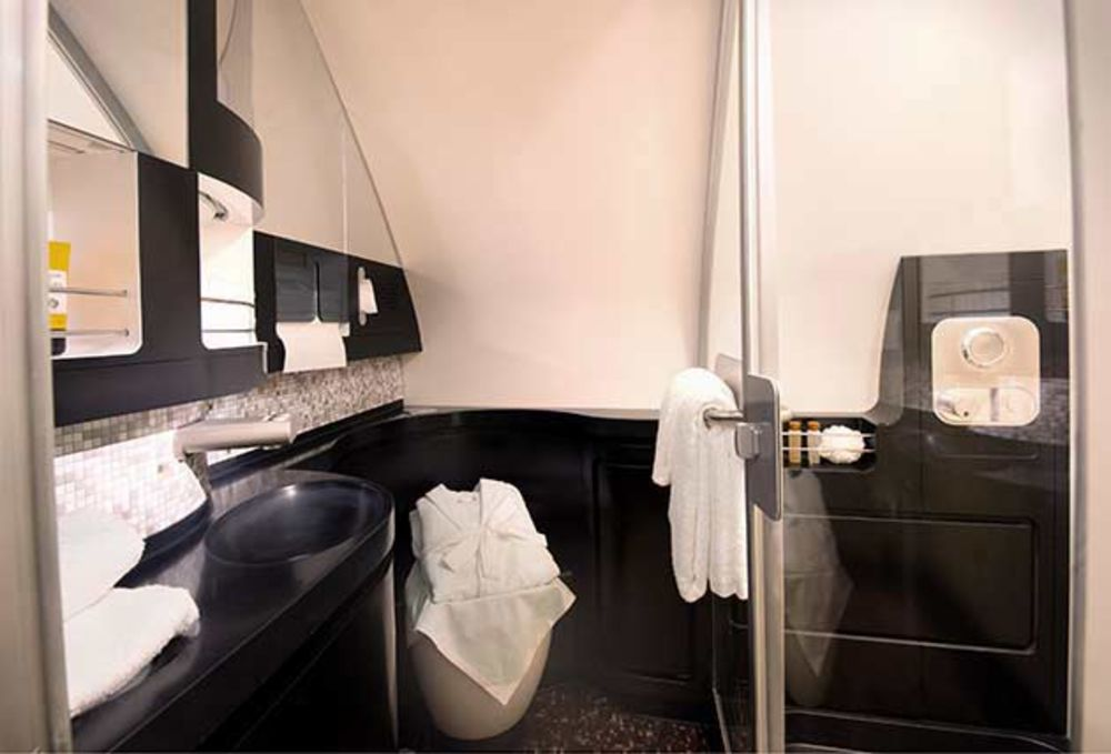 Etihad's New Three-Room Suite, for When First Class Just Doesn't Cut It