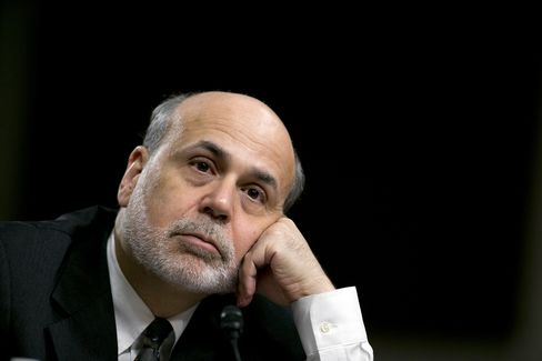 Bernanke's Tapering Talk Backfires Amid Surge in Bond Yields