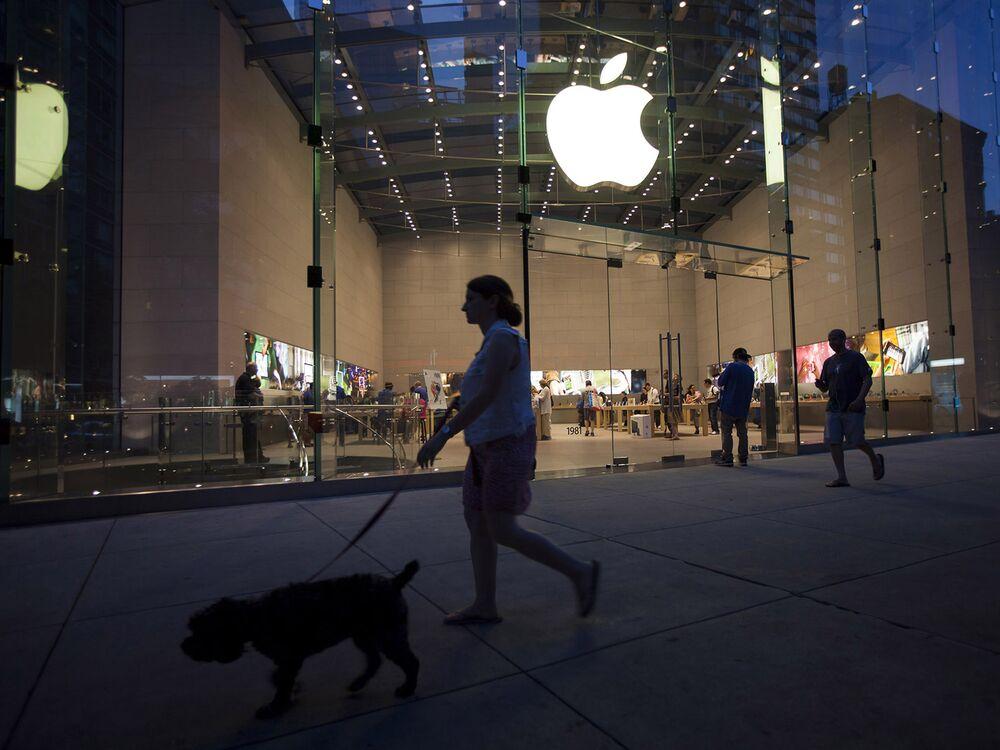 Apple Face-Recognition Blamed by N.Y. Teen for False Arrest