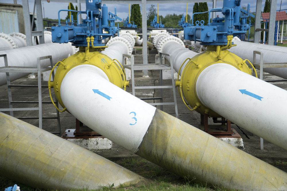 Russian Gas Return to Ukraine to Cost EU Traders $1 Billion