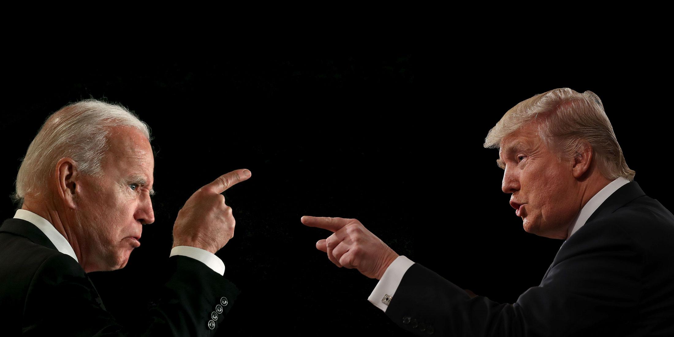 Donald Trump Vs. Joe Biden 2020 Quiz: Who Said That Quote?