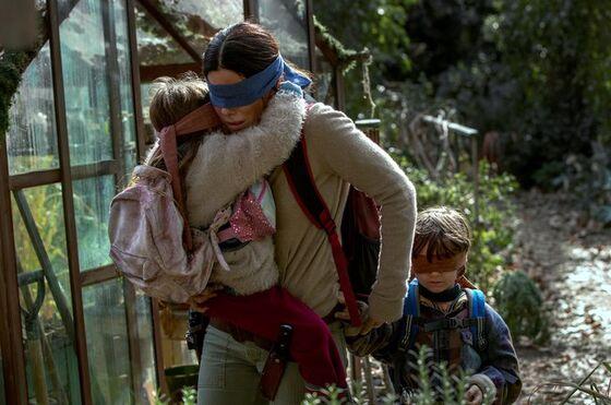 Quebec Slams Netflix Over Use of Crash Footage in `Bird Box'
