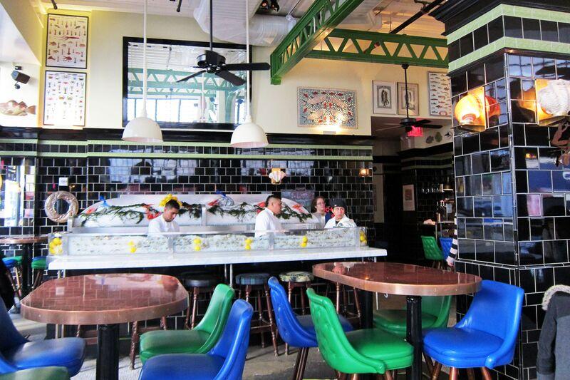 Cafe Near Penn Station