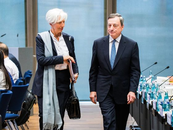 Christine Lagarde, First Woman to Head the ECB, Faces Peril on All Sides