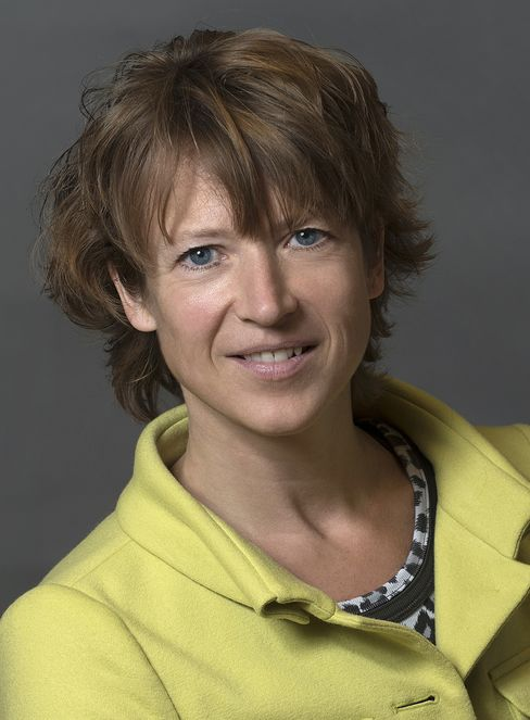 ABN AMRO Pension Fund CEO Geraldine Leegwater. Source: ABN AMRO Pensioenfonds