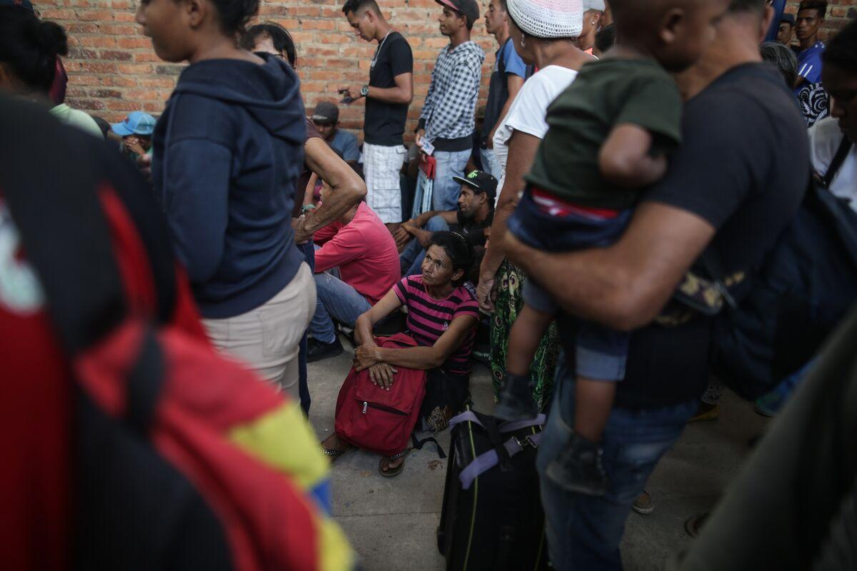start barring venezuelan migrants - HD1200×800