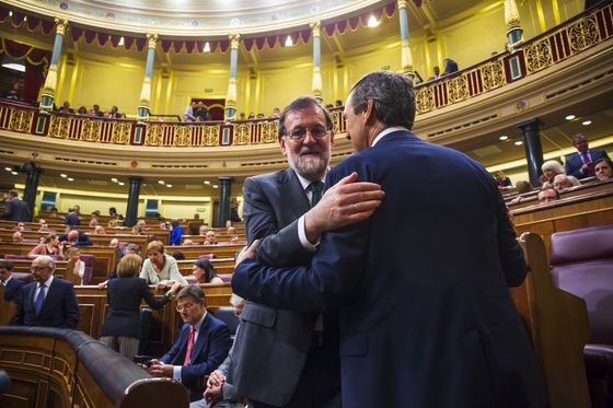 Rajoy Falls, Paying Price for Generation of Corruption in Spain