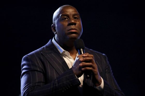 Magic Johnson Selling Gels Shows Why Alibaba Escaped Trump
