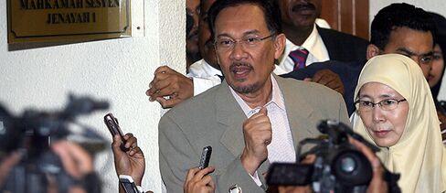 Anwar Lbrahim