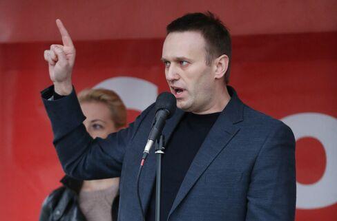 Lawyer Alexey Navalny