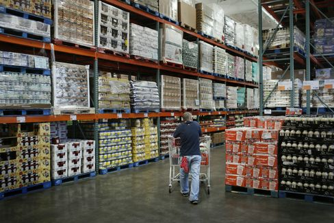 Wholesale Prices in U.S. Rise