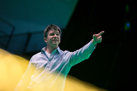 How Much Is an Idea Worth? In Uber's Case, $3.7Billion