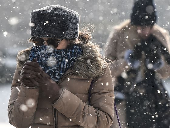 The 'Beast From the East'Is Heading Back to Europe