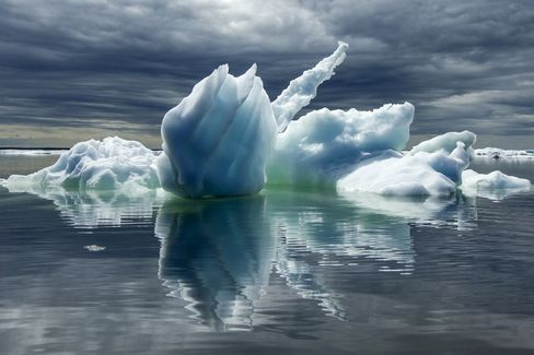 Scientists Study Melting Polar Ice to Build Climate-Change Case
