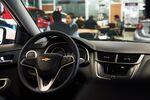 A Chevy Dealership As General Motors Co. Sales Increase